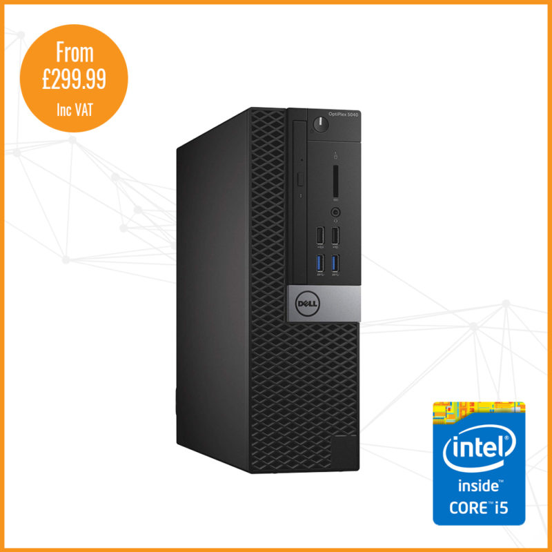 Dell Optiplex 5040 Shop Image