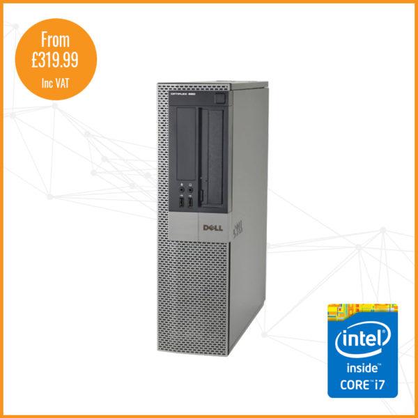 Dell Optiplex 980 i7 shop Image