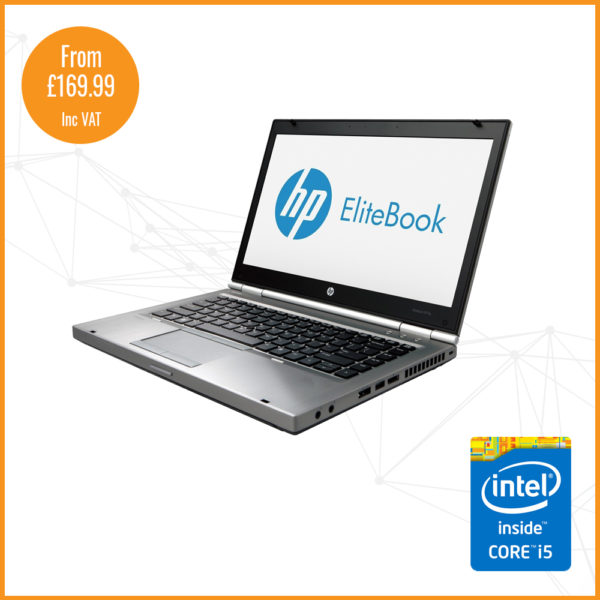 HP 2570P Shop Img silver