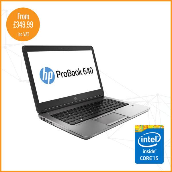 HP 640 G2 Platinum