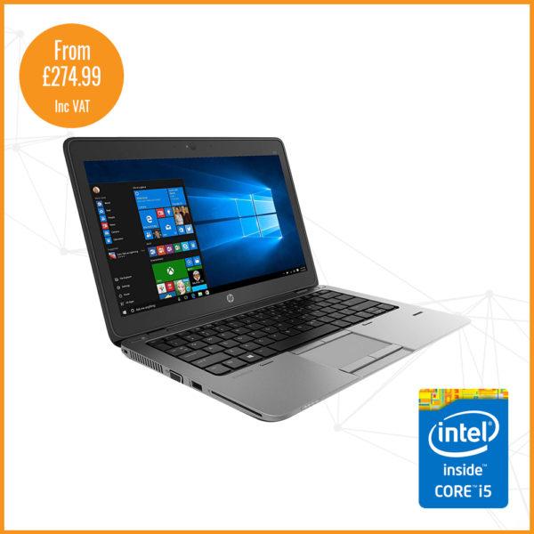 HP 820 G1 Shop Image GOld